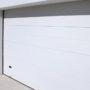 Instalación de Puerta Seccional para garaje