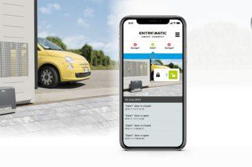 Entrematic Smart Connect App