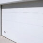 Puerta seccional para garaje