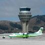 Puerta cortafuegos en Aeropuerto Tenerife Norte