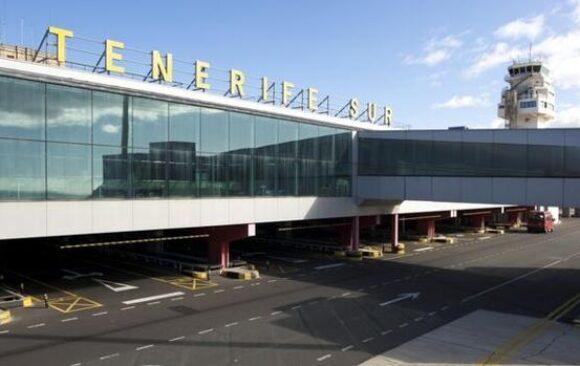 Puerta Cortafuegos en Aeropuerto Reina Sofía